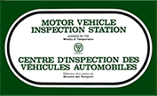 Auto Repair & Service Garage Motor Vehicle Inspection Station